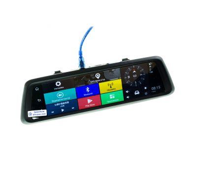 "10"" 3G, Bluetooth, Wi-Fi Зеркало регистратор Car DV1000 1080P + камера заднего вида"