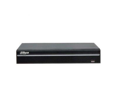 16-канальный 8 Мп XVR видеорегистратор Dahua DHI-XVR5116H-4KL+8IP