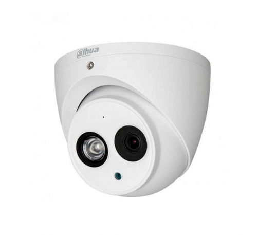 1МП HDCVI камера видеонаблюдения Dahua DH-HAC-HDW1100EMP-A (2.8 мм)