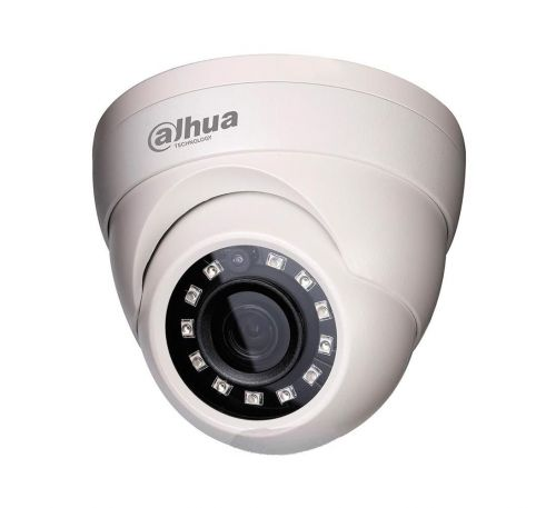 1 Мп HD-CVI/CVBS камера видеонаблюдения Dahua DH-HAC-HDW1000R-S3 (3.6 мм)