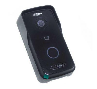 1 Мп вызывная панель wi-fi Dahua DH-VTO2111D-WP со считывателем карт