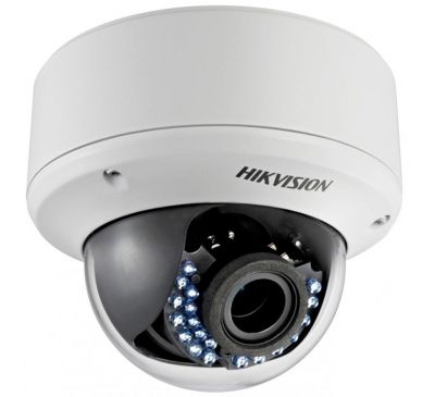 2 Mp HD-TVI Камера видеонаблюдения Hikvision DS-2CE56D1T-VPIR3 (2.8-12 мм)