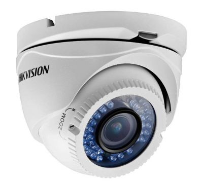 2 Mp HD-TVI Камера видеонаблюдения Hikvision DS-2CE56D5T-IR3Z (2.8-12 мм)