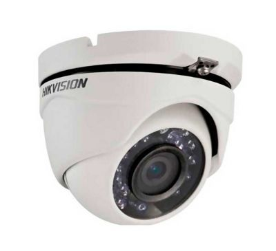 2 Mp TVI/AHD/CVI/CVBS Камера видеонаблюдения Hikvision DS-2CE56D0T-IRMF (2.8 мм)