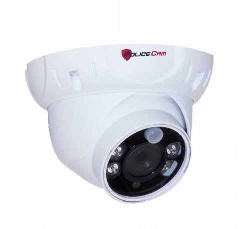 2 Мп уличная iP видеокамера PoliceCam IPC-612 PIR+LED