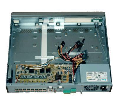 32-канальный 5 Мп сетевой видеорегистратор Hikvision DS-7732NI-E4-16P