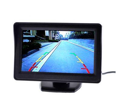 4,3-дюймовый TFT LCD HD цветной цифровой монитор для VCD/DVD/GPS/камер