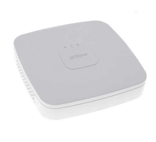 4-канальный PoE Smart 1U 4K сетевой видеорегистратор Dahua DH-NVR4104-P-4KS2