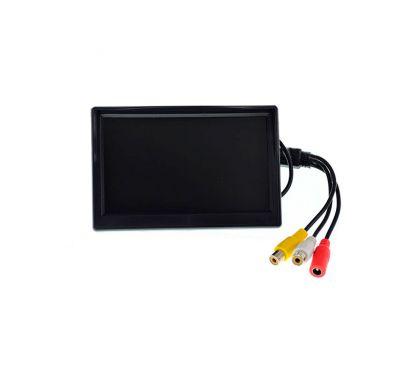 5-дюймовый TFT LCD HD цветной цифровой монитор для VCD/DVD/GPS/камер