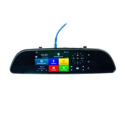 "7"" 3G, Bluetooth, Wi-Fi Зеркало регистратор Car DV570 1080P + камера заднего вида"