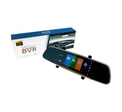 "7"" Зеркало регистратор + камера заднего вида DVR A11 Full HD"