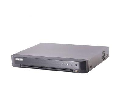 8-канальный 5 Мп Turbo HD видеорегистратор Hikvision DS-7208HUHI-K1