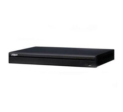 8-канальный Compact 1U 8PoE сетевой видеорегистратор DH-NVR2108HS-8P-S2