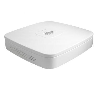 8-канальный Smart 1U 8Mp IP видеорегистратор Dahua DH-NVR4108-4KS2