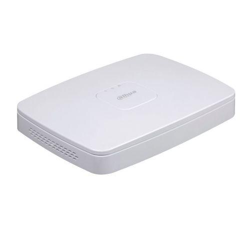 8-канальный Smart 1U 8PoE 8Mp IP видеорегистратор DH-NVR4108-8P-4KS2