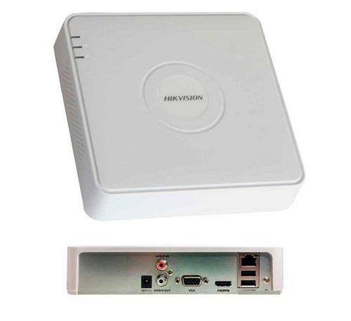 8-ми канальный IP видеорегистратор Hikvision DS-7108NI-E1