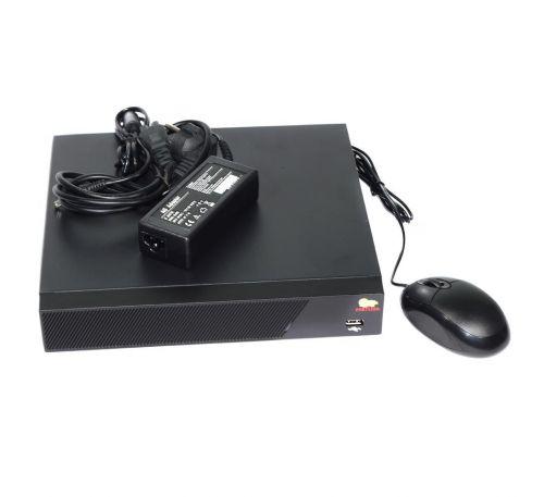 AHD видеорегистратор PARTIZAN ADM-44U HD v3.2 и монтажный комплект