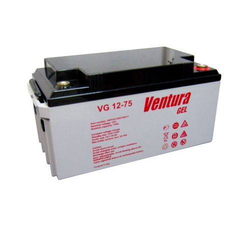 Аккумулятор гелевый VG 12 В 75 Ахч