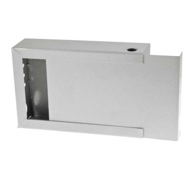Антивандальный металлический ящик (шкаф) БК-165-пенал