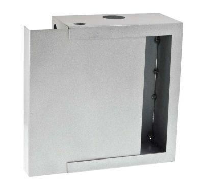 Антивандальный металлический ящик (шкаф) БК-200-пенал