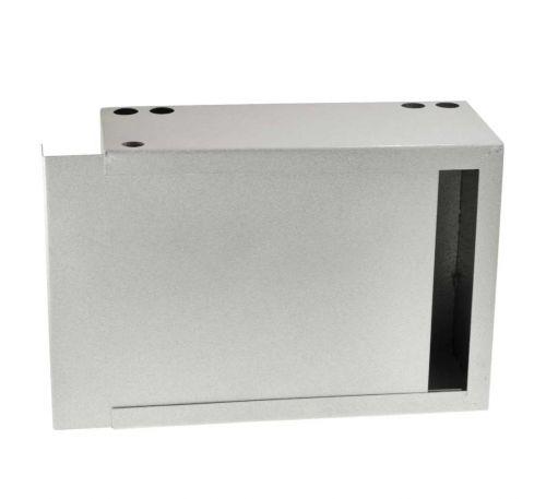 Антивандальный металлический ящик (шкаф) БК-330-пенал