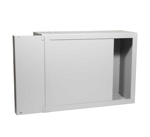 Антивандальный металлический ящик (шкаф) БК-400-пенал