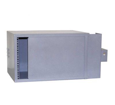 Антивандальный металлический ящик (шкаф) БК-520-7U-К-пенал