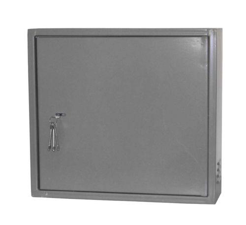 Антивандальный металлический ящик (шкаф) БК-550-2U-Антилом усиленный
