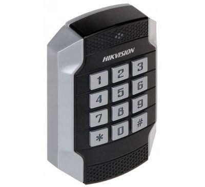 Антивандальный считыватель бесконтактных карт Hikvision DS-K1104MK (Mifare)
