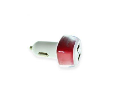 Автомобильный USB-адаптер для зарядки устройств Atcom ES-01 5V