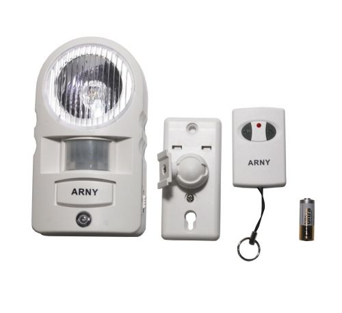 Автономная сигнализация-фонарь СОВА