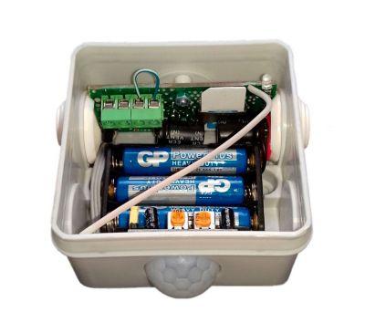 Автономная сигнализация с дозвоном GSM Ловушка-Мини AT-020B