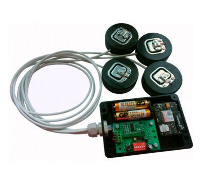 Автономные охранные GSM-весы SOVA-WF для мониторинга ульев