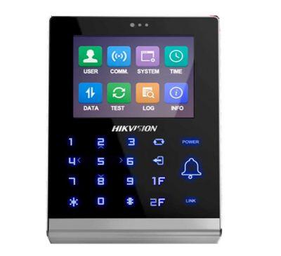 Автономный  сетевой контроллер доступа с 2 Мп камерой Hikvision DS-K1T105E-C