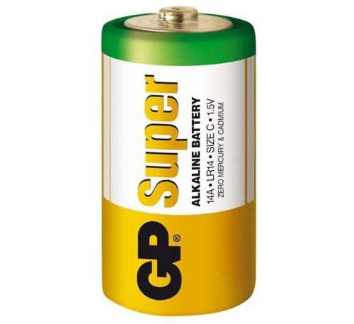 Батарейка LR14, тип С (алкалиновая)