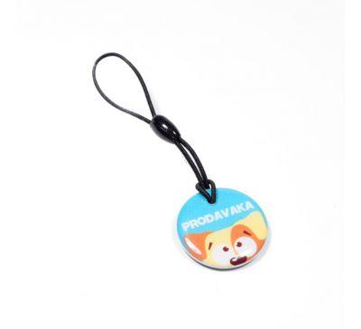 Бесконтактный ключ RFID KEYFOB EM RW Dog