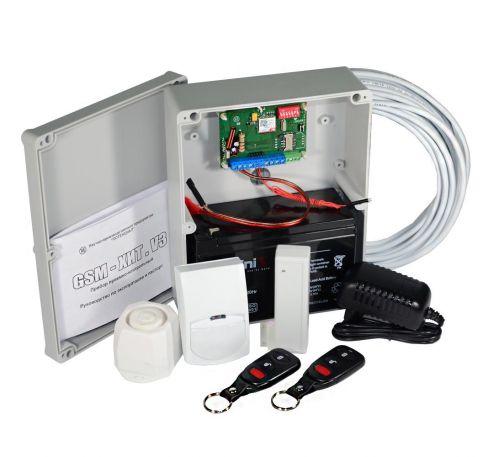 Беспроводная GSM сигнализация Радио Эконом