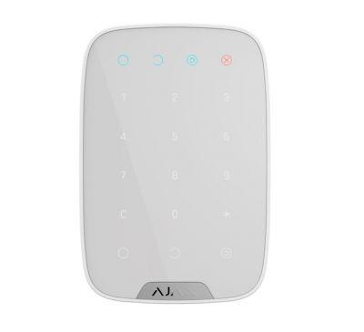 Беспроводная клавиатура Аякс, Ajax KeyPad white