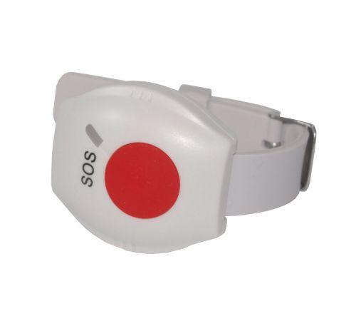 Беспроводная тревожная кнопка SOS на браслете