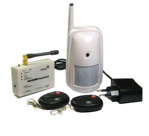 """Беспроводной комплект GSM сигнализации """"Mini 1"""""""