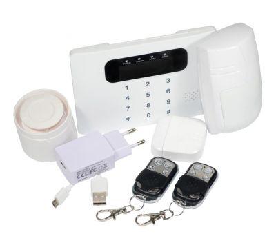 Беспроводной набор сигнализации GSM 30C PRO