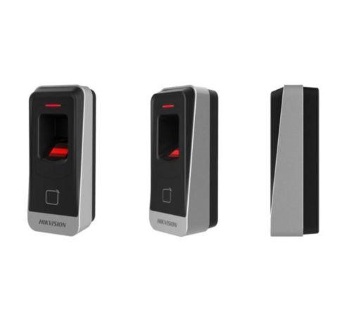 Биометрический считыватель бесконтактных карт Hikvision DS-K1201EF (EM-Marin)
