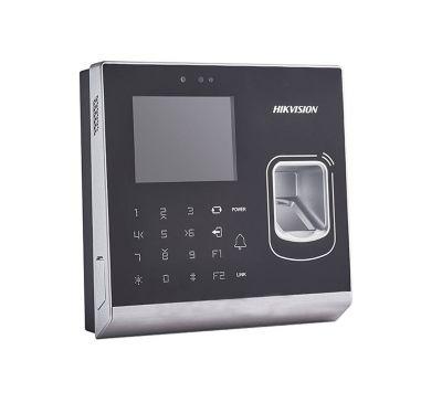 Биометрический терминал доступа с 2 Мп камерой Hikvision DS-K1T201EF-C