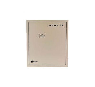Блок бесперебойного питания Гейзер-1.5-24 Трансформаторный 24В. 1.5 А