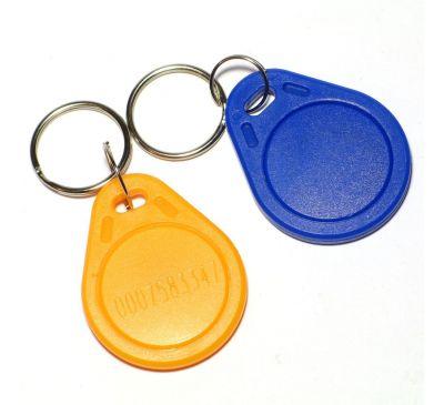 Брелоки с беcконтактным RFID чипом