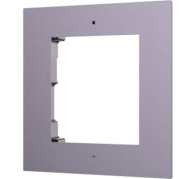 Декоративная рамка Hikvision DS-KD-ACF1 для врезного монтажа модулей DS-KD8003-IME1