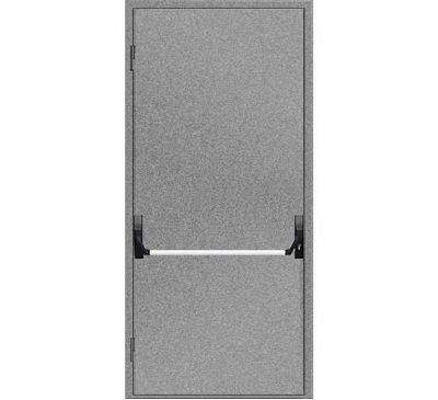 """Двери противопожарные металлические глухие ДМП ЕІ60-1-2000х1100 """"антипаника"""", ЕвроСтандарт"""