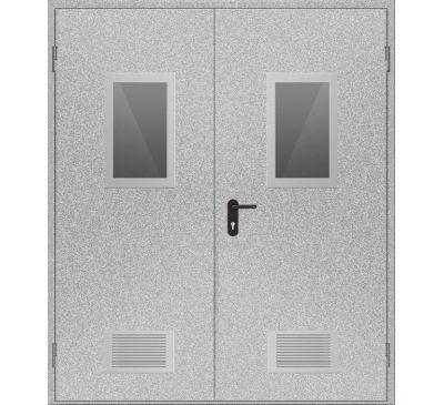 507 и остеклением ДМП ЕІ60-2-2100x1500, ЕвроСтандарт