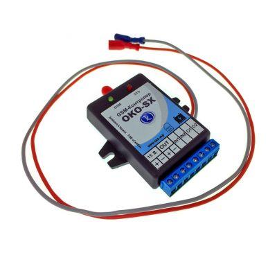 GSM-контроллер OKO-SX (SMA) в корпусе