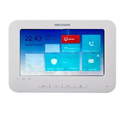 IP Wi-Fi видеодомофон Hikvision DS-KH6310-W